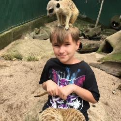 Mogo Zoo is a favourite amongst our guests