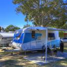 BIG4 Moruya Easts Dolphin Beach Powered Caravan Sites