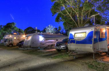 Image of Powered Caravan Sites