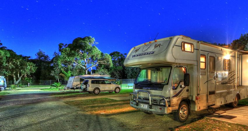 BIG4 Moruya Powered Caravan Sites
