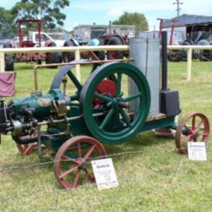 Image of Heritage Farm Machinery Rally