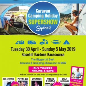 Image of Sydney Caravan Camping Holiday Supershow