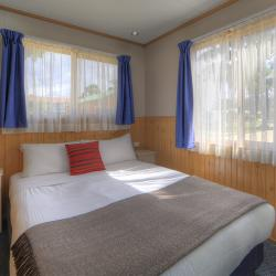 Sleep in comfort in one of our Bungalows