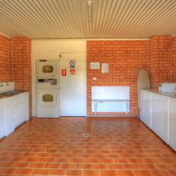 BIG4 Moruya has a laundry for guests to use